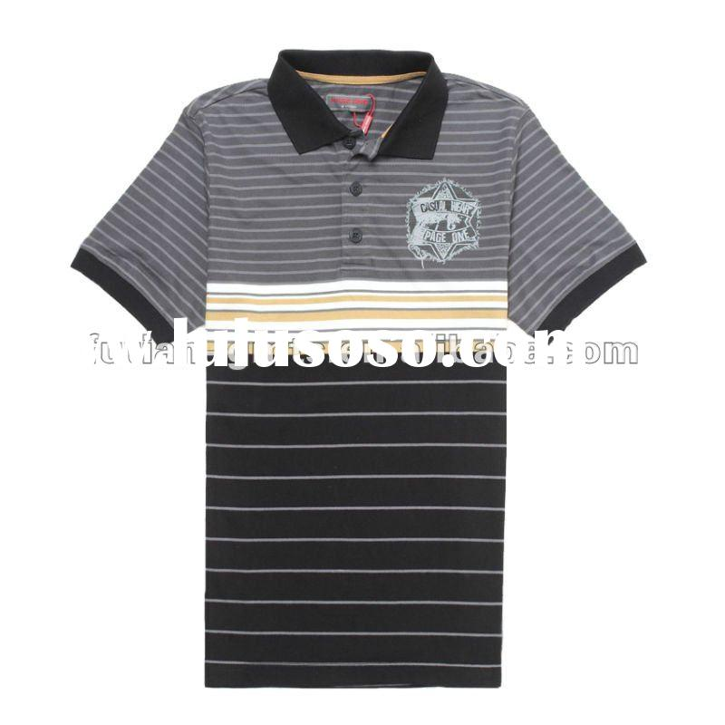 2012 New Design Polo Shirt for Men(P12-530083)