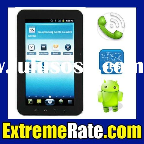 7 Inch Table PC Phone GPS Tablet PC Android 2.3 Bluetooth TV Monster Phone Black + Free Shipping