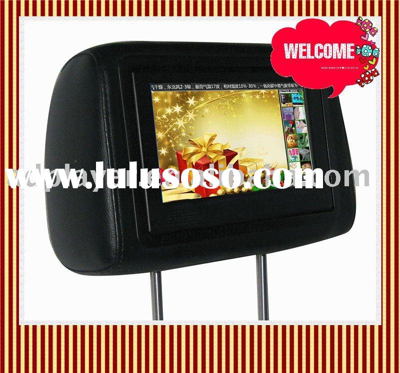 8 inch Bluetooth Coupon Taxi AD Player/Digital Signage
