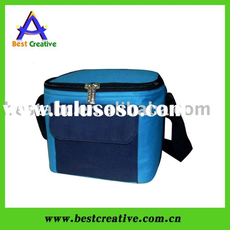 Beach Thermos IceBound Cooler BAG 12 Cans 13L Blue Bag