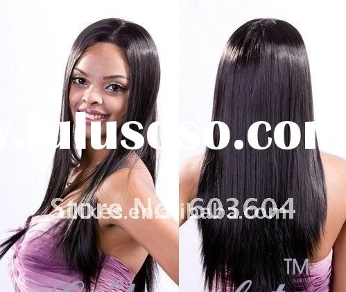 Cheap Indian remy Human Hair Lace Front Wigs