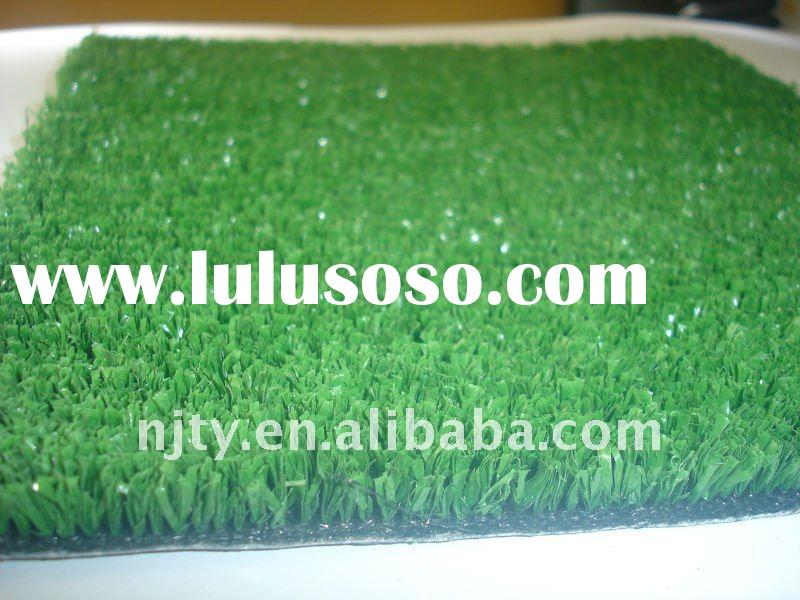 China PP cheap artificial grass carpet for decoration
