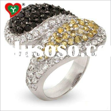 Chinese Top Quality Cubic Zircon Copper Jewelry
