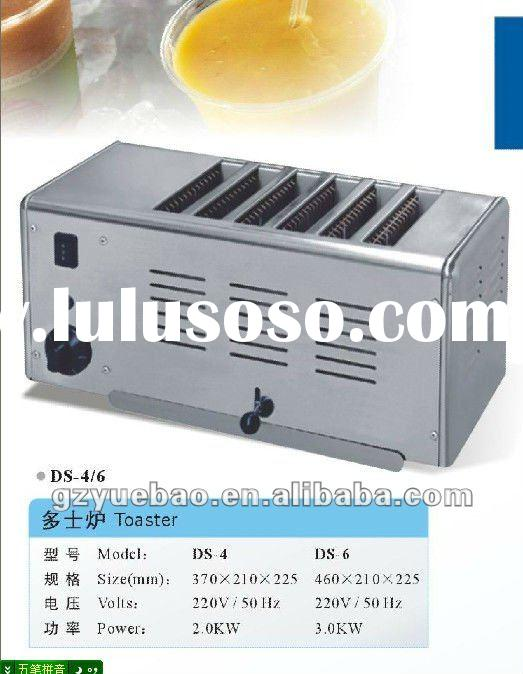 Commercial electric bread toaster