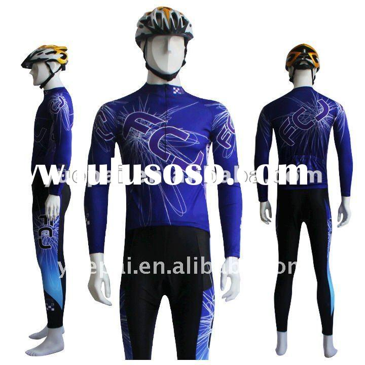 Custom design Cycling Gallery sublimated jerseys