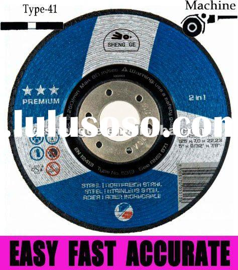 Cutting Wheel Power Tools usd by Angle Grinder