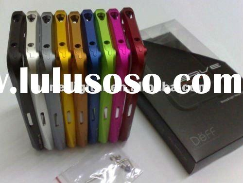 Deff Cleave Metal Aluminum Bumper Case For iPhone 4 or 4S new version