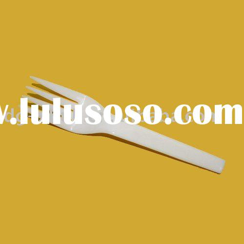 Disposable plastic fork A005
