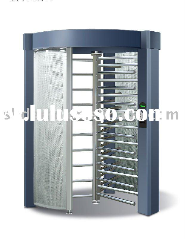 Full Height Turnstile Gate for Access Control System