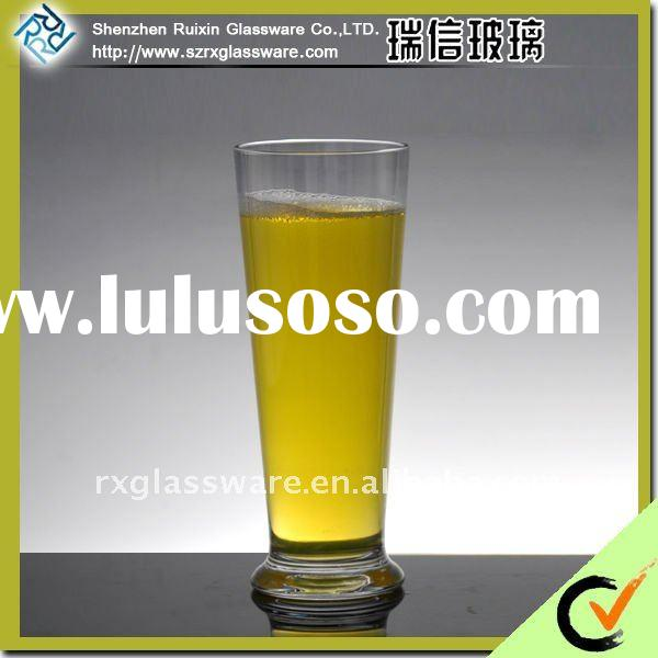 Hot Selling And Clear Pilsner Beer glass