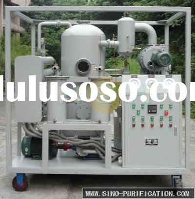 Insulation Oil Water Removal and Purifier unit