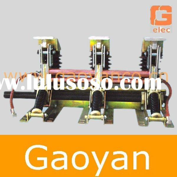 JN15-12 Indoor High Voltage Earthing Switch equipment(ground isolator electrical isolators)