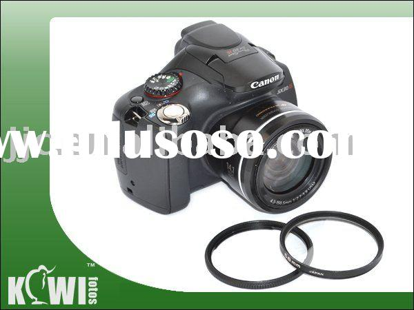 KIWIFOTOS lens adapter Ring FOR Canon SX30 IS lens