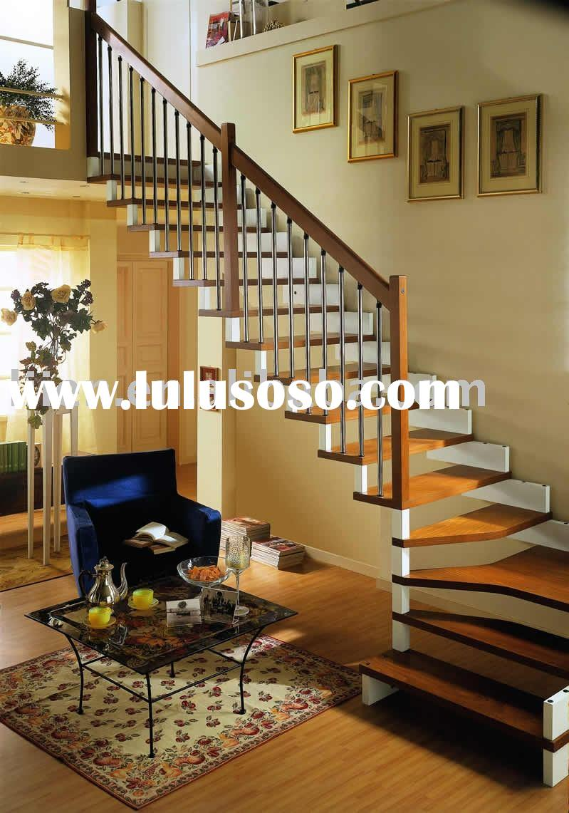 Liien Solid Wood Stairs,The Wanderlan Style Stair From Italia