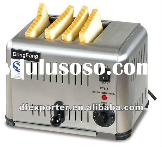 Model:4ATS commercial electric bread toaster