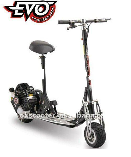 Evo gas scooter 50cc evo 2x for sale price china for Small motor scooters for sale