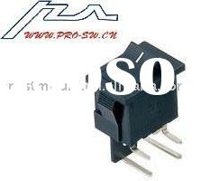 On-off 0- mini rocker switch t85 manufacturer in china
