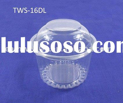 Salad container -16ozDL Bowl-TWS
