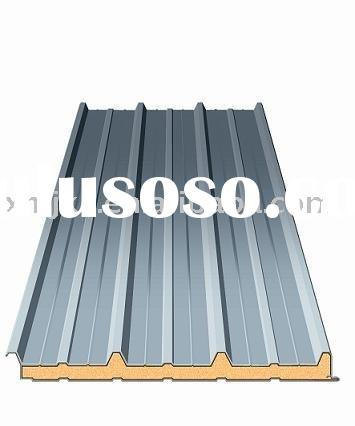 Sandwich Panel - EPS Core & Color-coated Steel