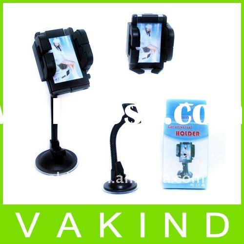 Universal Car Mount Holder for GPS Mobile Phone Stand