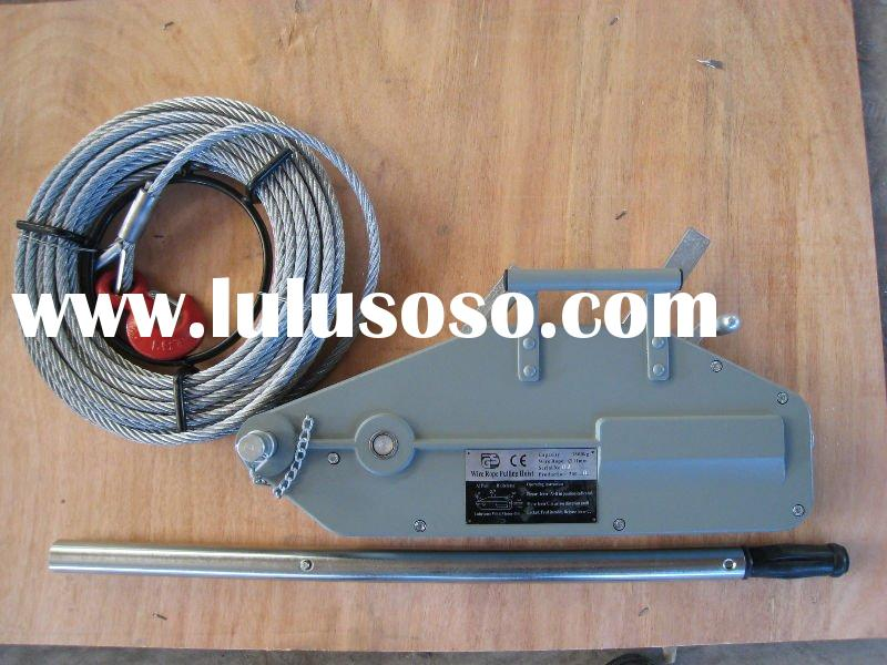 Wire Rope Pulling Hoist 0.8T--5.4T