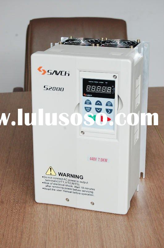 ac drive inverter use in pump