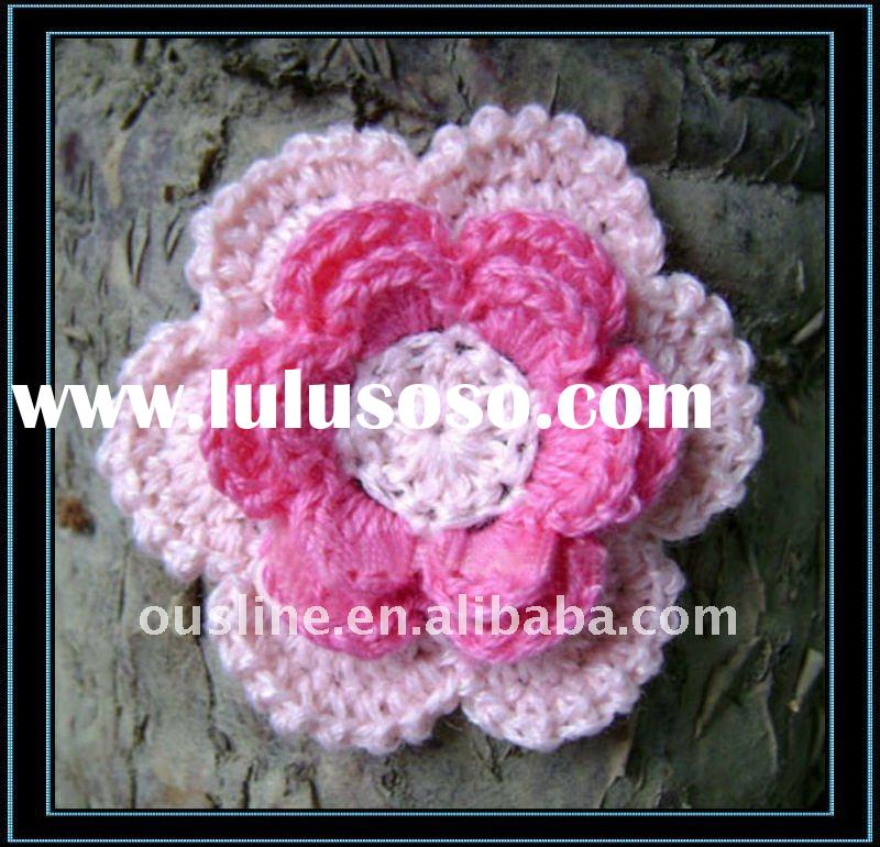 Crochet Flower Applique Pattern Free Flowers Healthy Best Applique Patterns Flowers