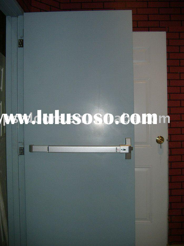 Commercial Metal Door Pricing : Flush commercial door external steel for sale