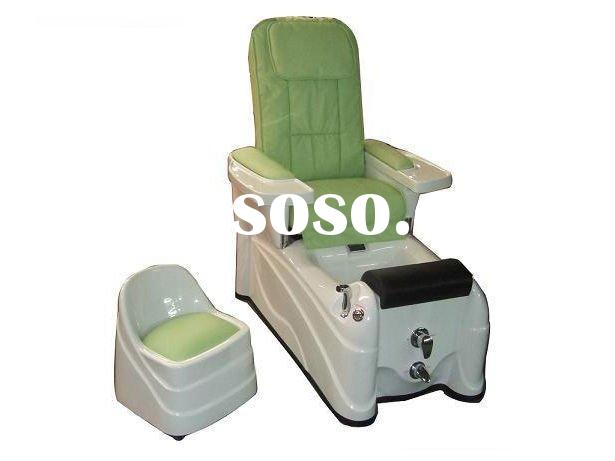 foot spa massage chair, pedicure massage chair,massage nail chair