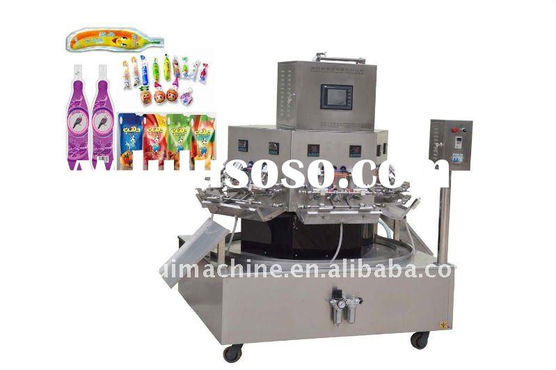 ice lolly tube filling sealing machine