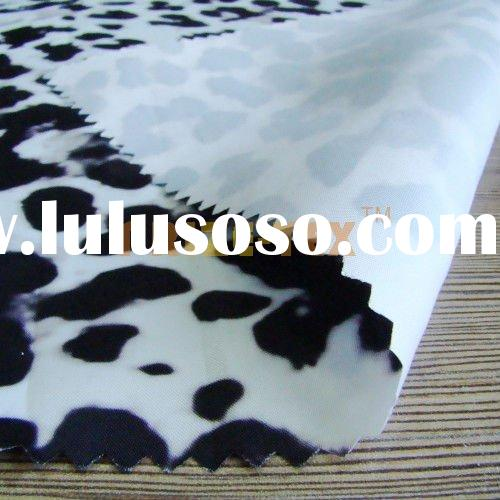 polyester satin fabric for winter jacket