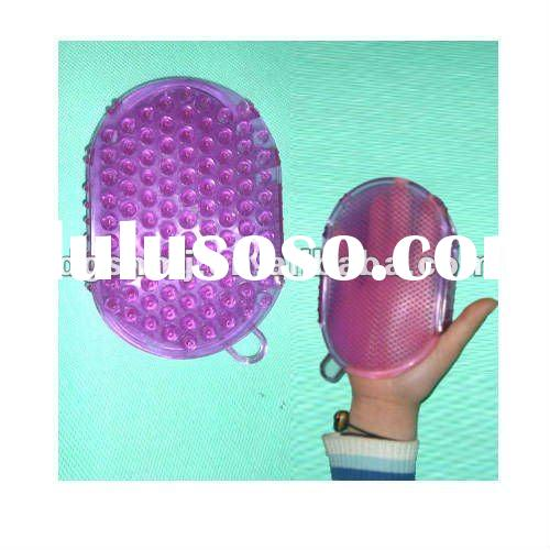 supply 2012 new product comfortable silicone wash brush