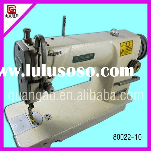 used for usual cloth global sewing machine
