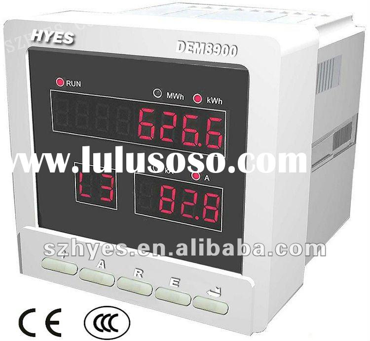 wireless energy meter with Energy pulse output