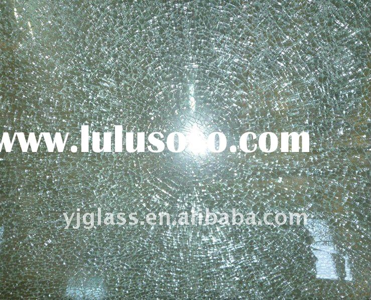 10mm clear toughened glass