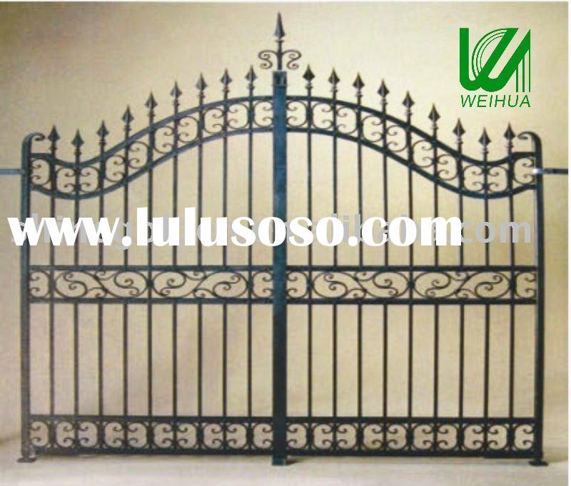 Fantastic Front Gate Designs For Homes Ideas - Home Decorating Ideas ...