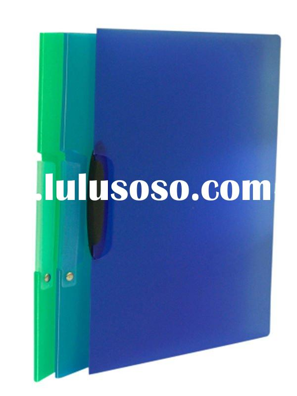 2012 New style Fashionable&Useful office and school stationery swing clip folder