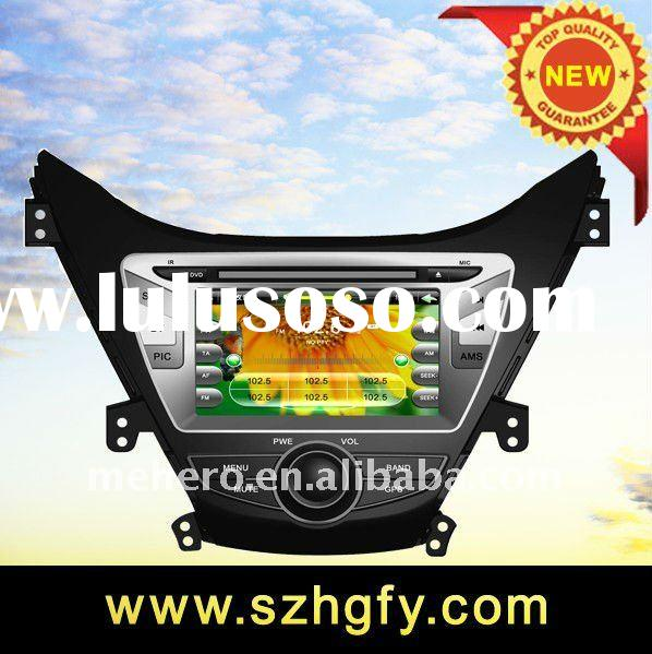 2012 new model factory price for Hyundai i35 2012 car audio