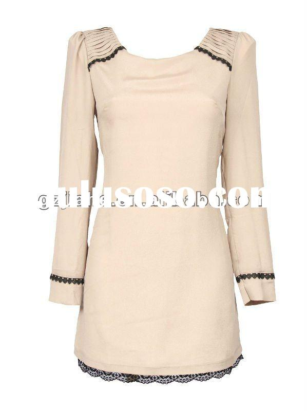 2012 newest hot cotton brand clothing for women
