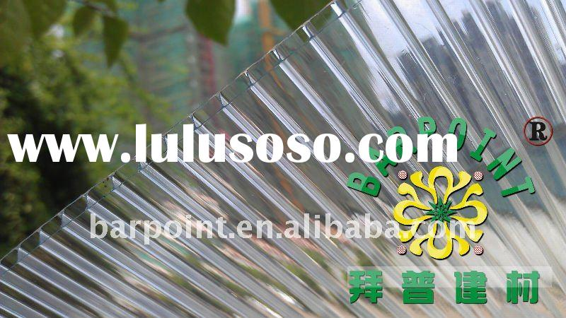 Multi Wall Polycarbonate Sheet For Building For Sale