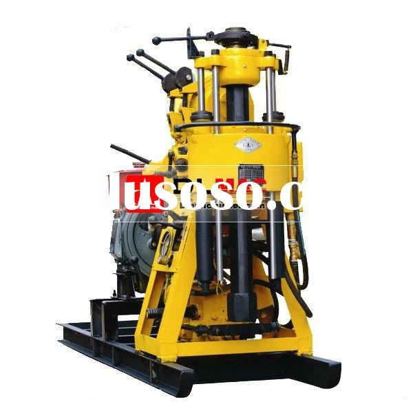 600M Portable core and water well drilling rig
