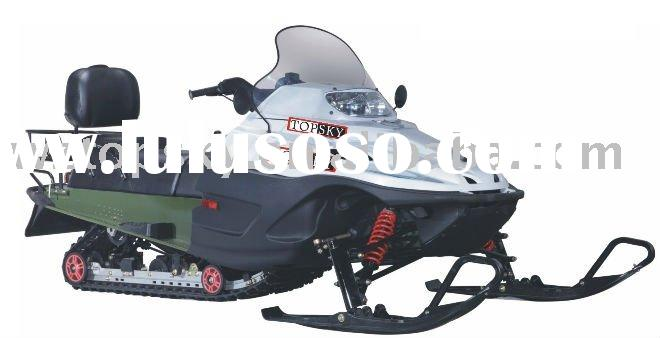 600cc Snow Scooter / Snow Mobile / Snow Motorcycle S600