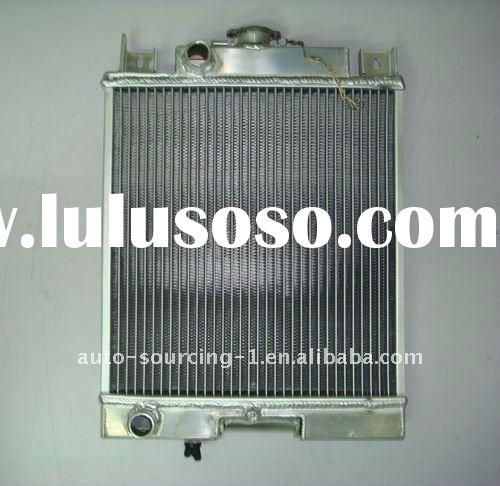 Aluminum Auto Radiator for Toyota SURF HILUX 2.4 2.0 LN130 AT MT