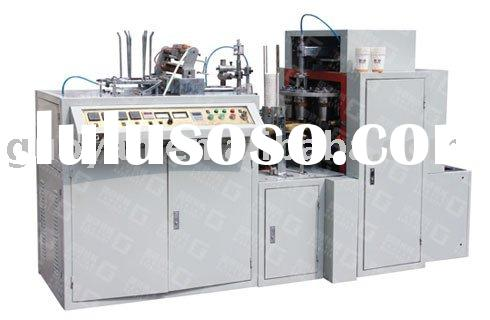 Auto Paper Cup Forming Machine