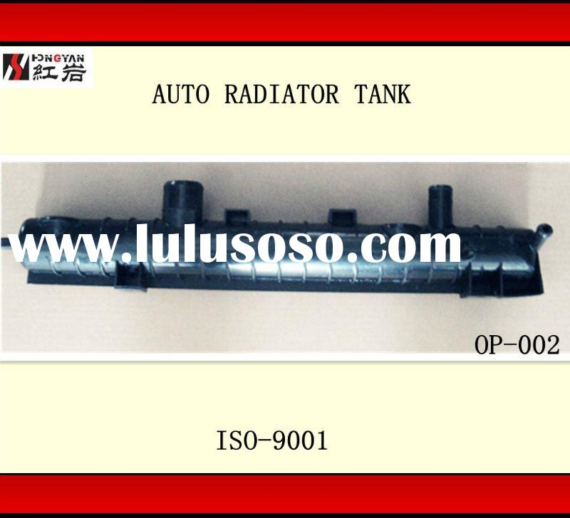 Auto Plastic Radiator Tank For car OPEL and auto parts for omega