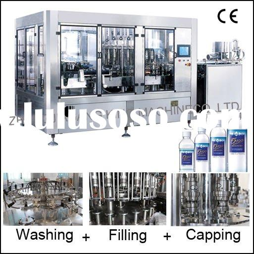 Automatic Beverage/Juice/Mineral Water Bottling Equipment
