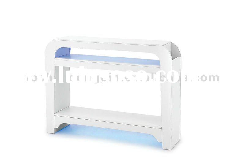 Beauty salon unique manicure nail table with nail dryer function