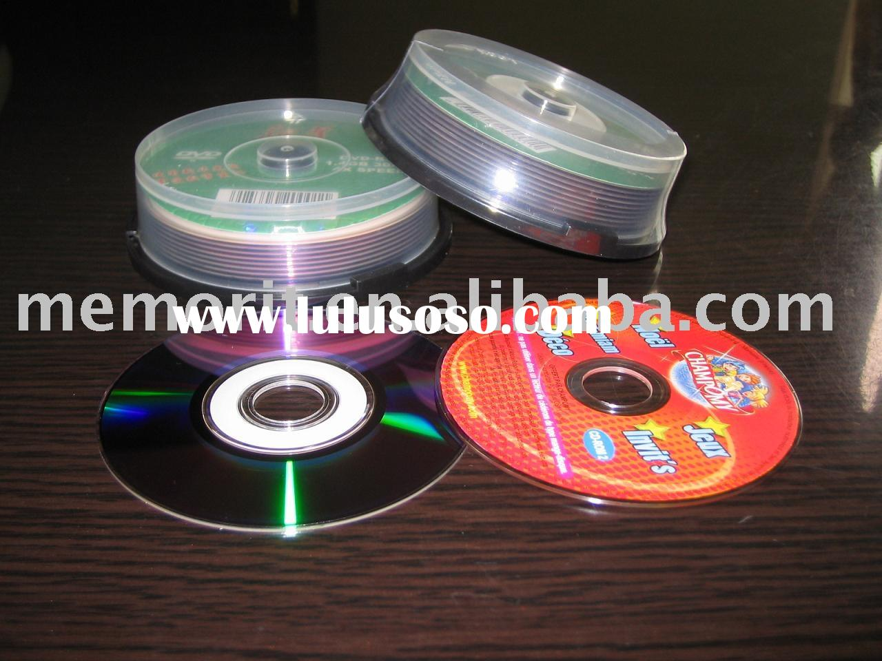 CD/ CDR / DVD / DVDR disc with Packaging