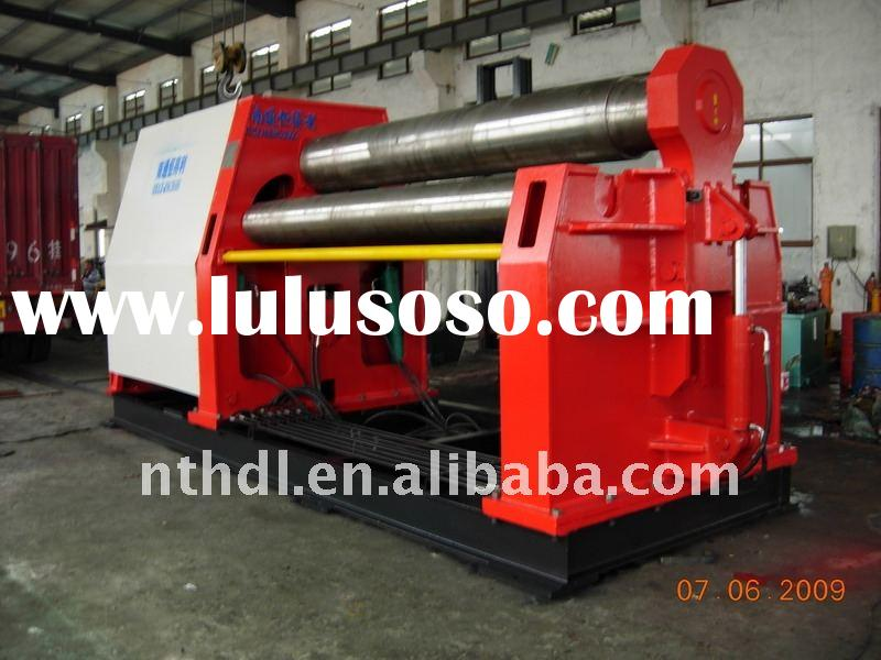 CNC Four roller tube filling machine