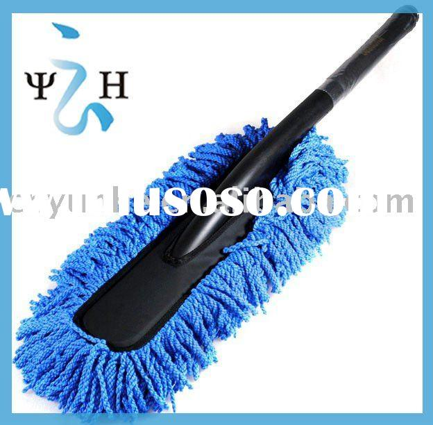 Car glass dust cleaner